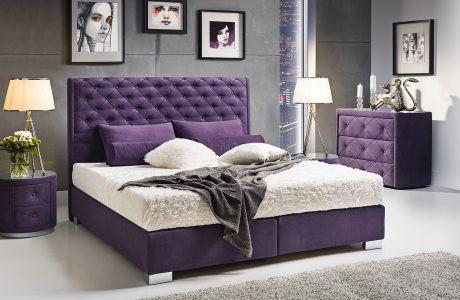 Łóżko wezgłowie 301 | Stolwit Meble