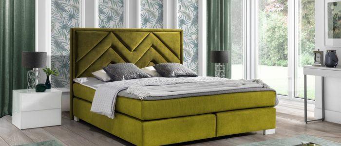Łóżko wezgłowie 403 | Stolwit Meble