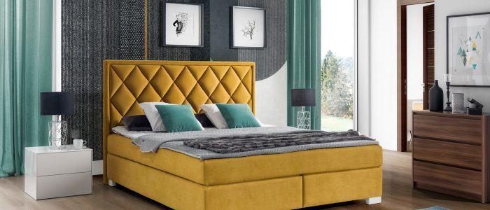 Łóżko wezgłowie 402 | Stolwit Meble